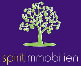 Logo Spiritimmobilien, Karola Lesniak, Berlin, Immobilienberatung für Käufer und Verkäufer - hier klicken, um zur Startseite zu gelangen